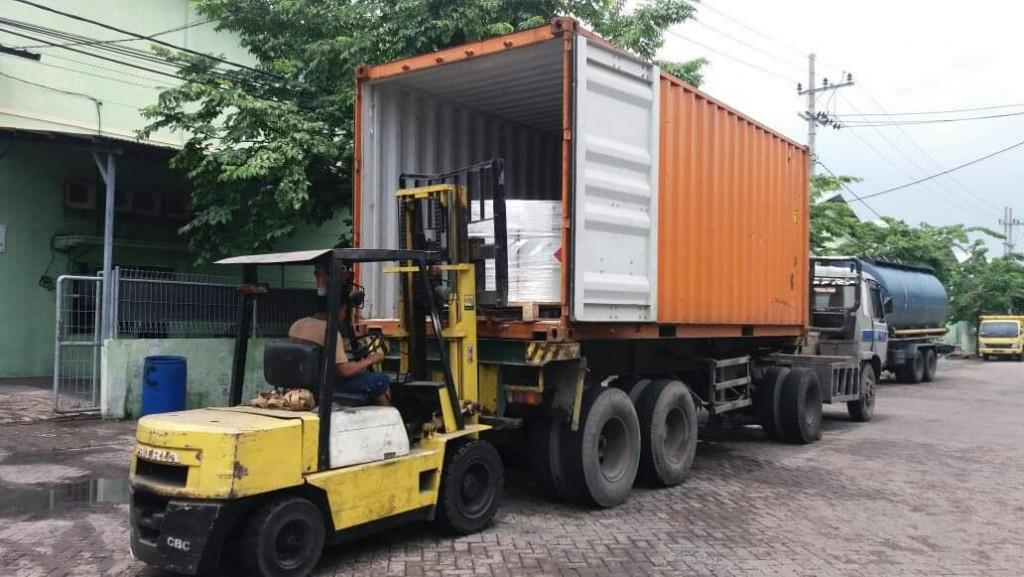 Ekspedisi Via Container Surabaya ke Bone Bolango