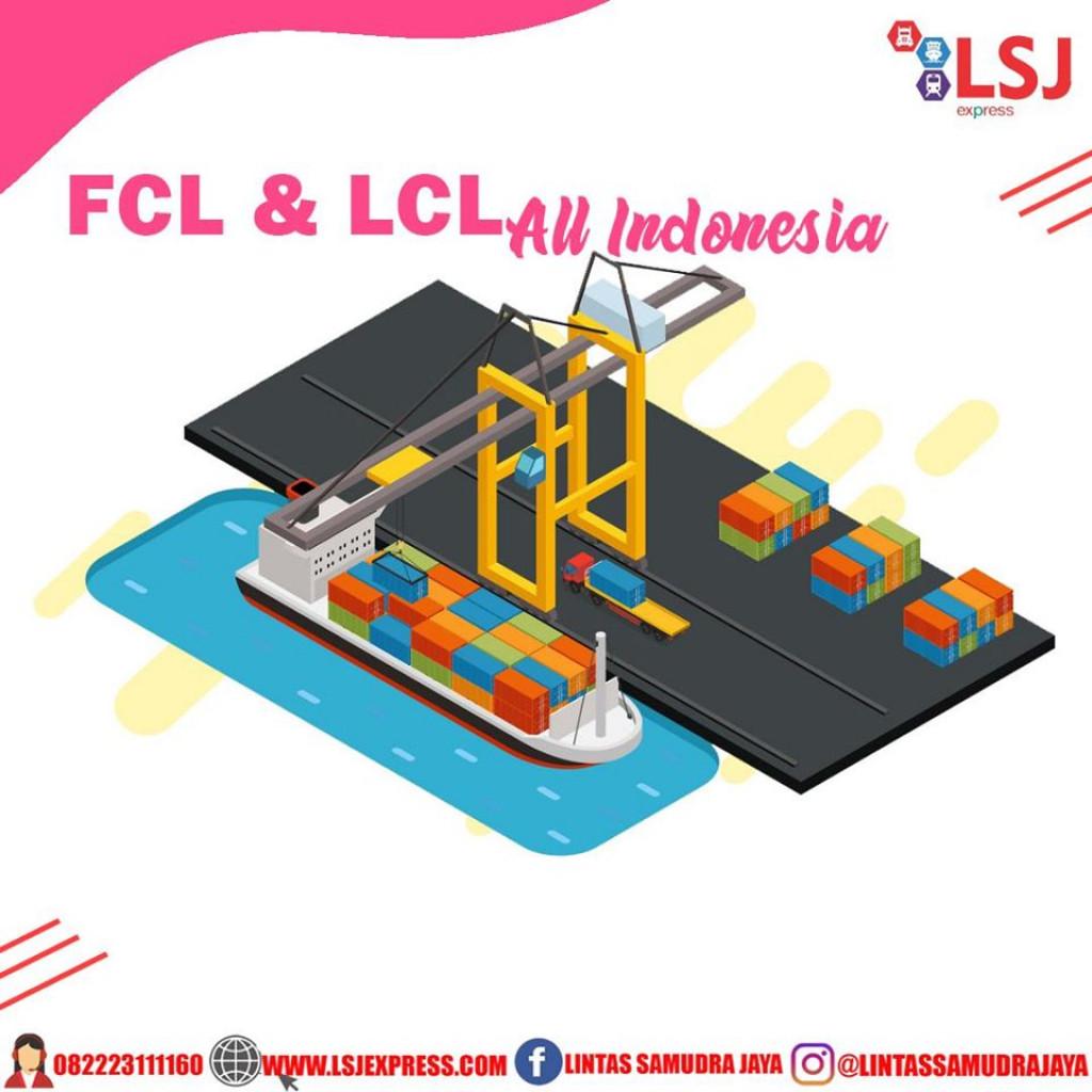 Ekspedisi Via Container Surabaya Malili