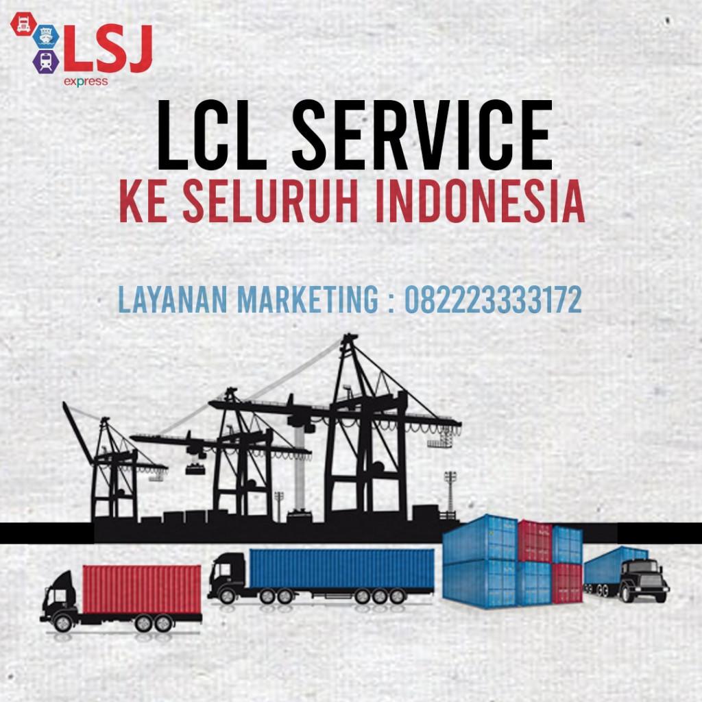 Jasa Ekspedisi Container LCL Surabaya ke Kendari