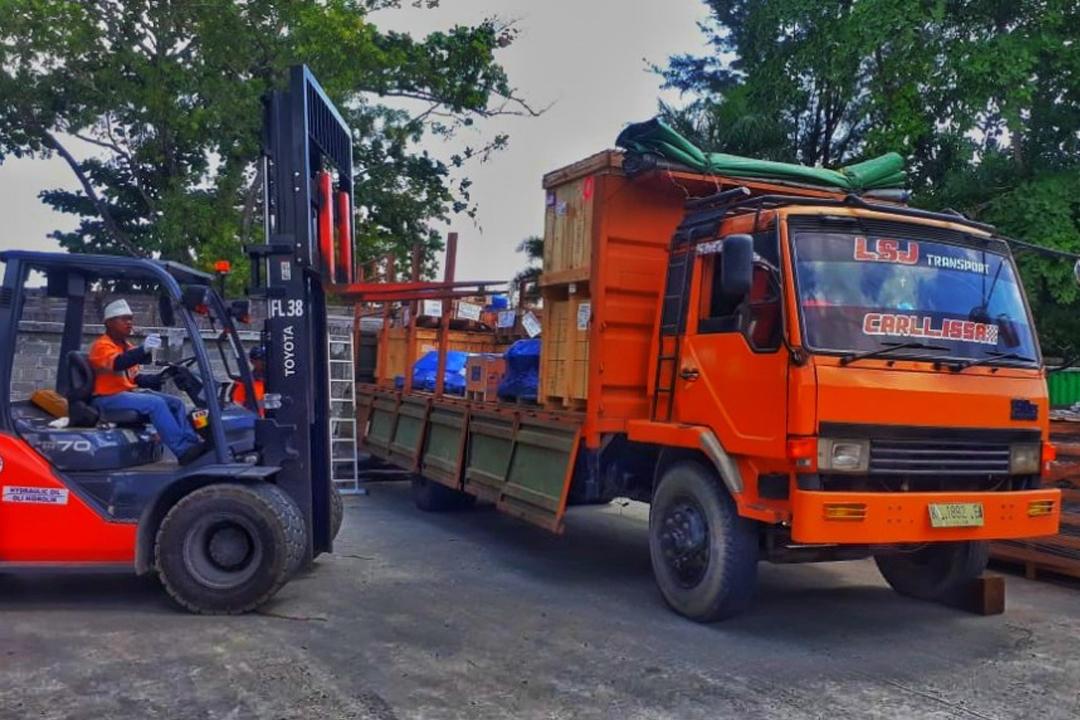 Ekspedisi Cargo Malang ke Bengkayang murah