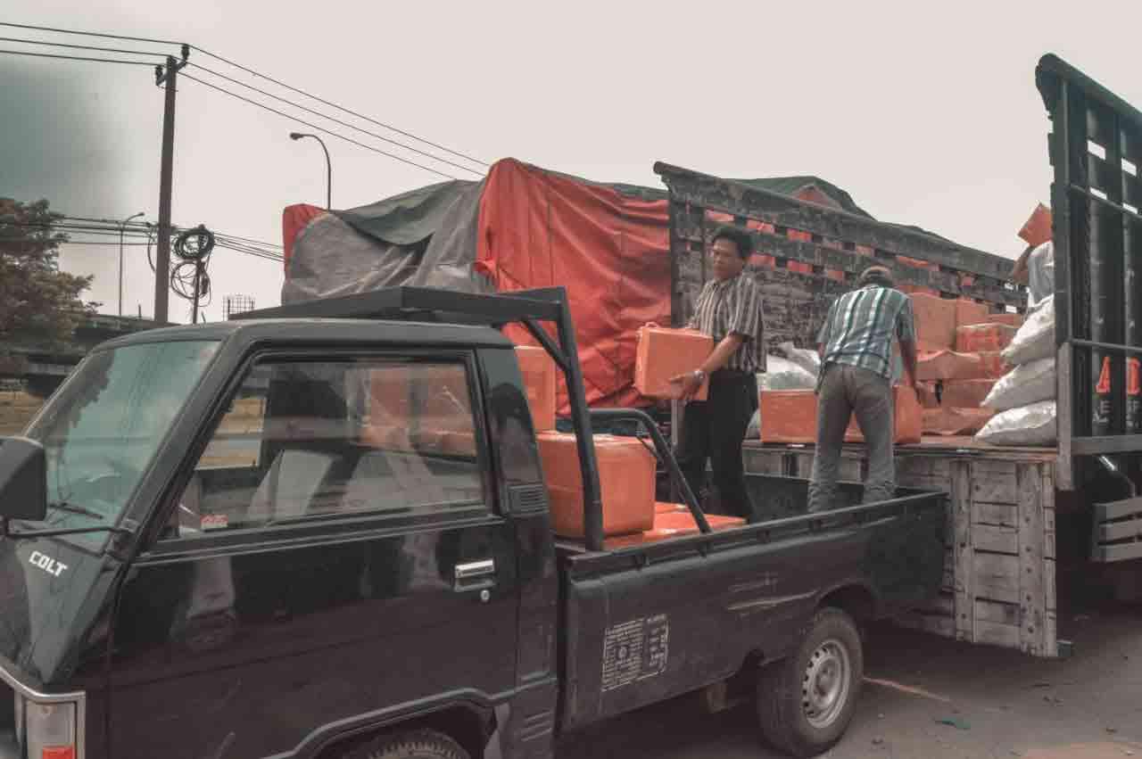 Ekspedisi pengiriman barang murah Malang ke Nangapinoh