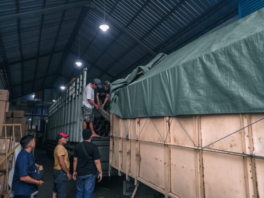 Jasa Ekspedisi Pengiriman Barang Dari Sidoarjo Ke Muara Teweh Kalimantan Tengah