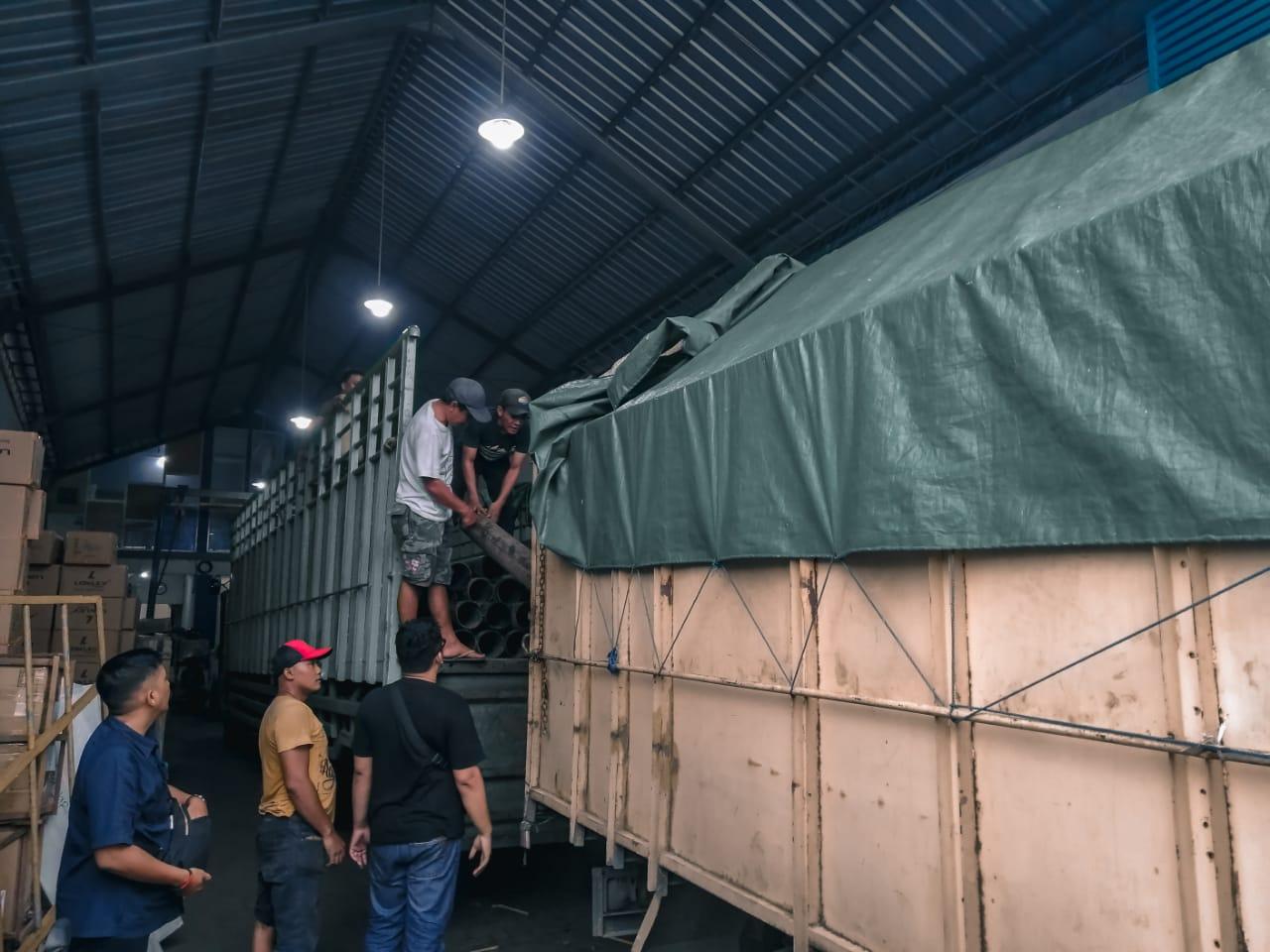 Ekspedisi Pengiriman Barang Gresik ke Babulu Kalimantan Timur