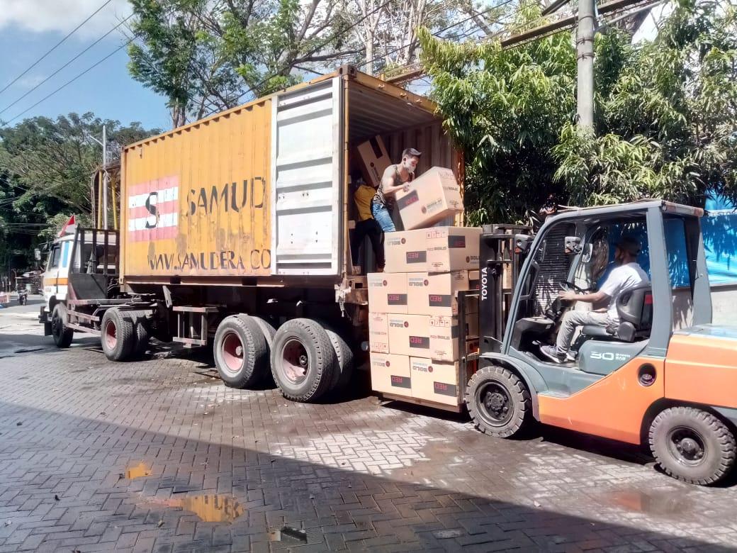 Ekspedisi Via Container Jakarta Ke Putussibau