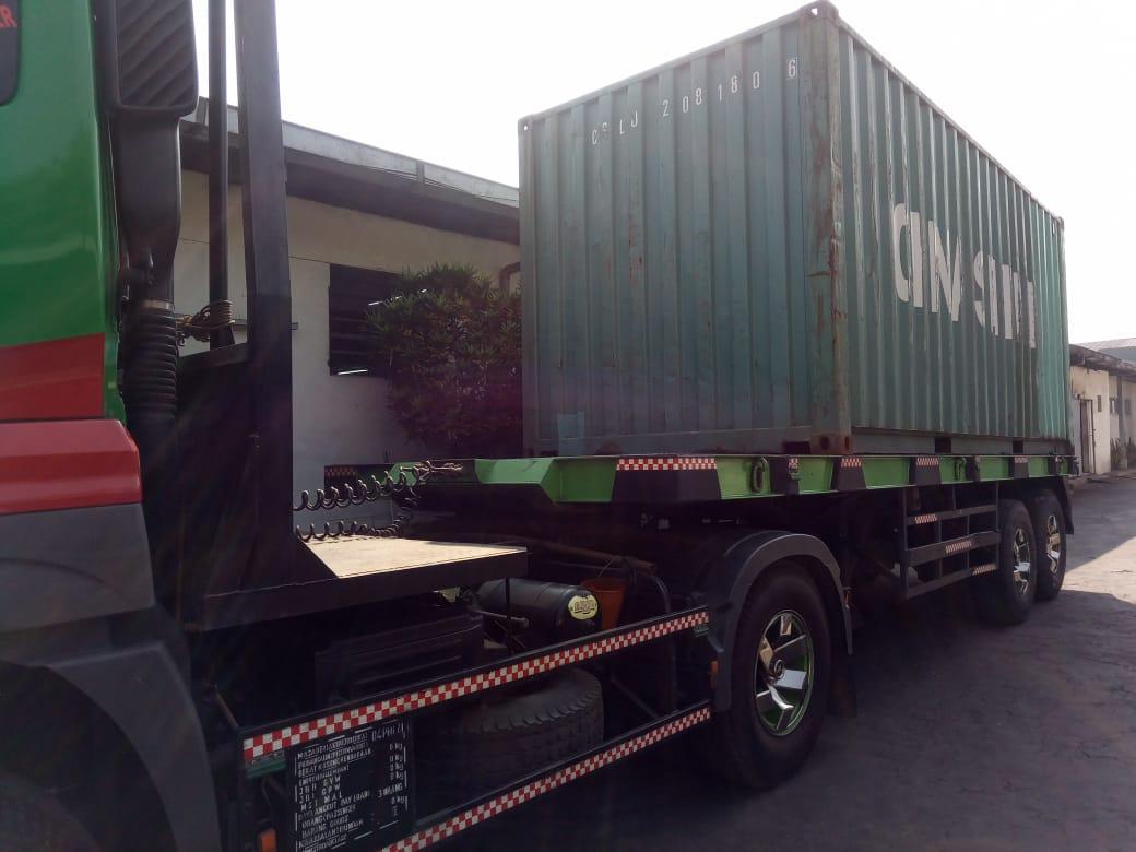 Ekspedisi Via Container Bontang Ke Surabaya