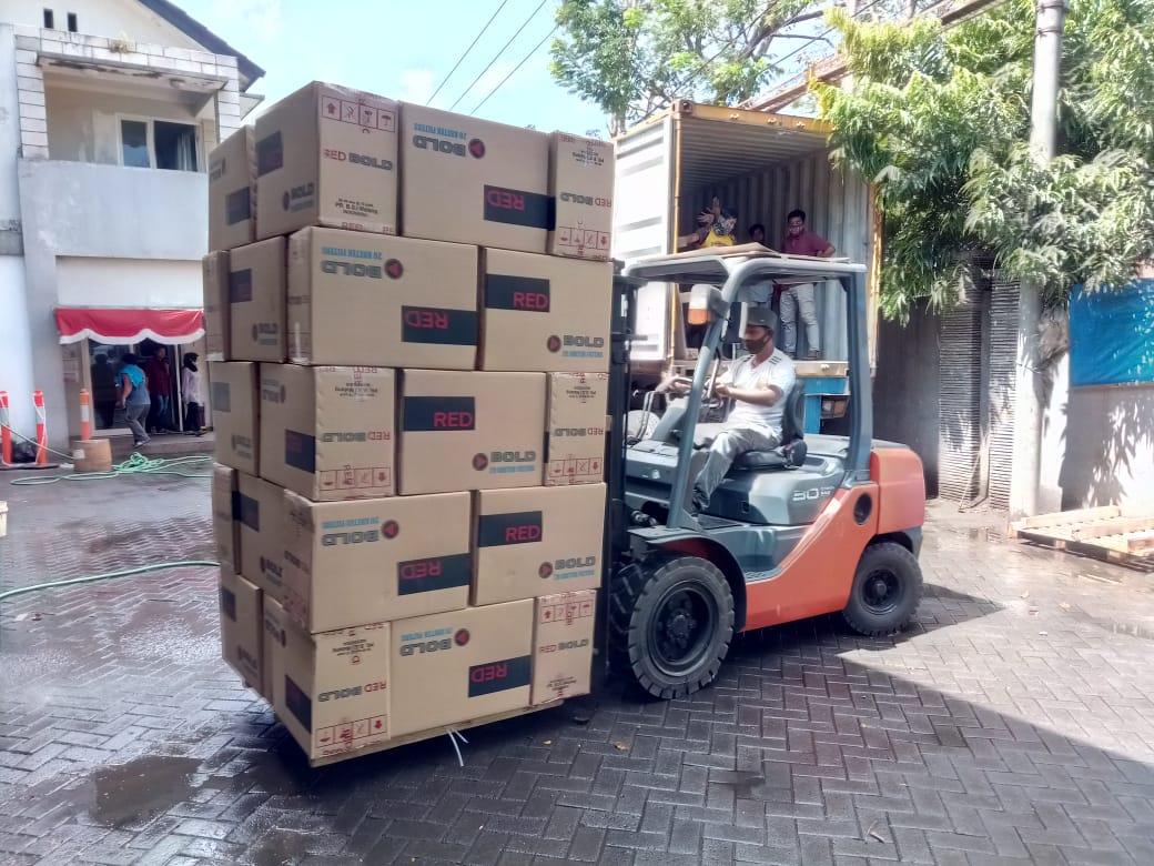Ekspedisi Via Container Selayar Ke Jakarta