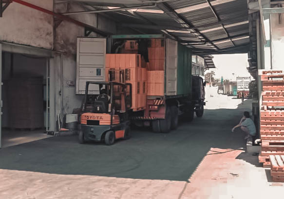Ekspedisi Container Jakarta Padang