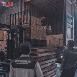 Ekspedisi Pengiriman Barang Via Container Bandung ke Makassar