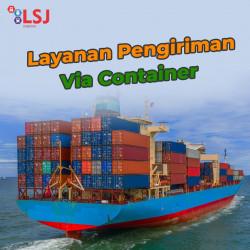 Ekspedisi Pengiriman Barang Via Container